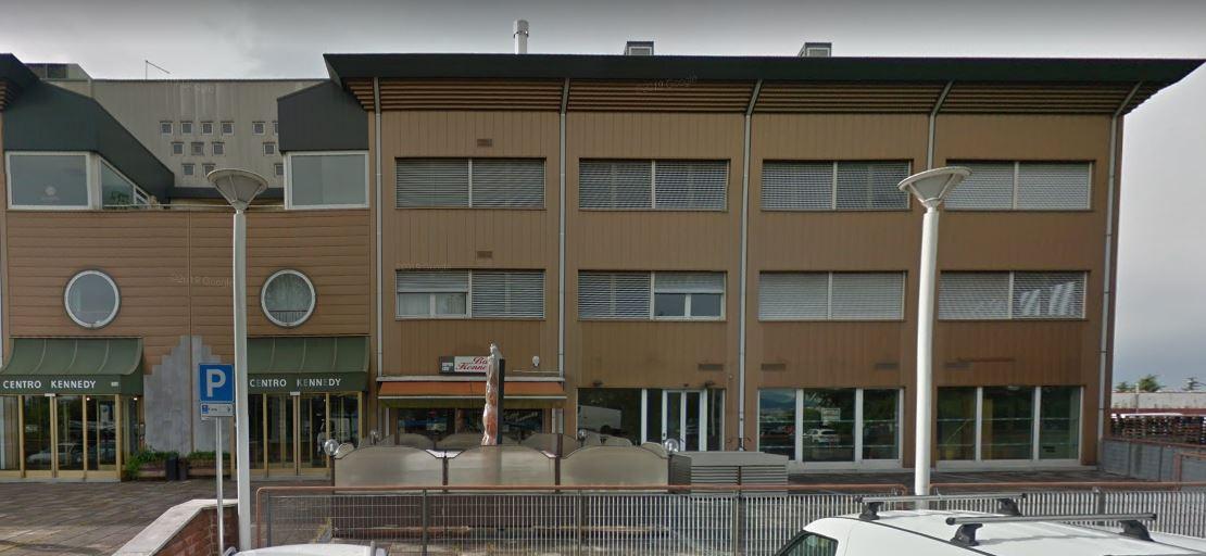 Edificio dove ha la sede Progetto EDP Srl